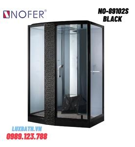 Phòng xông hơi Nofer NO-89102S Black