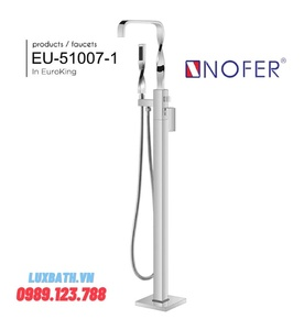 Sen tắm gắn bồn Nofer NO-51007-1