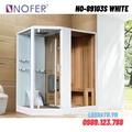 Phòng xông hơi Nofer NO-89103S White