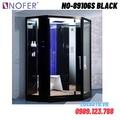 Phòng xông hơi Nofer NO-89106S Black