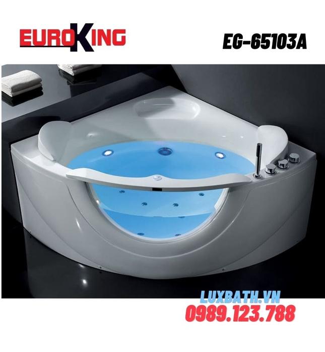 Bồn tắm MASSAGE Euroking EG–65103A