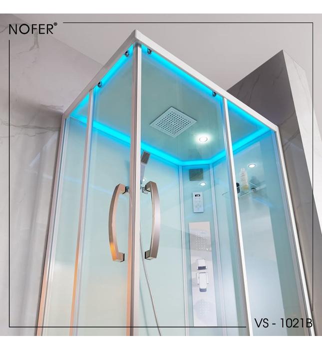 Phòng xông hơi Nofer NO-1021B