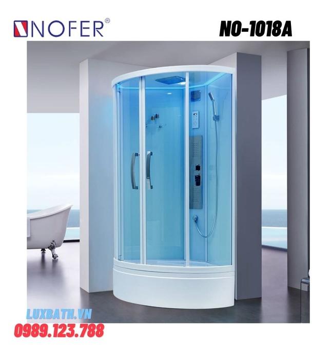 Phòng tắm vách kính NOFER NO-1018A