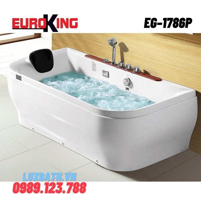 Bồn tắm MASSAGE Euroking EG–1786P