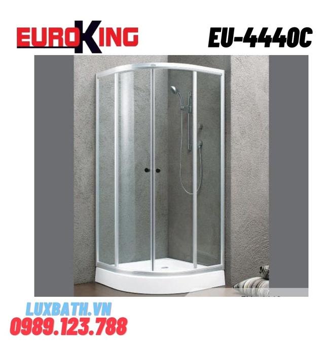 Phòng tắm vách kính Euroking EU-4440C