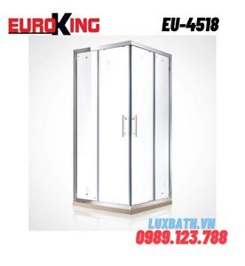 Phòng tắm vách kính Euroking EU-4518