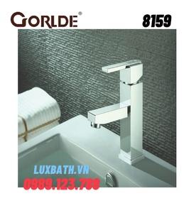 Vòi rửa mặt lavabo nóng lạnh Gorlde 8159