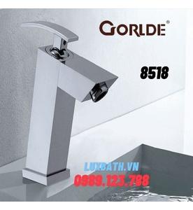 Vòi rửa mặt lavabo nóng lạnh Gorlde 8518
