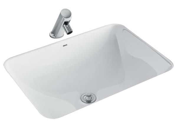 Chậu rửa mặt âm bàn đá Inax L-2298V